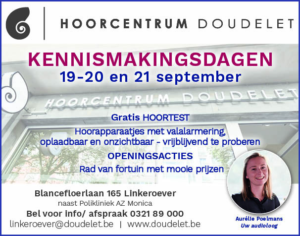 Uitnodiging: kennismakingsdagen 19-20 & 21 september
