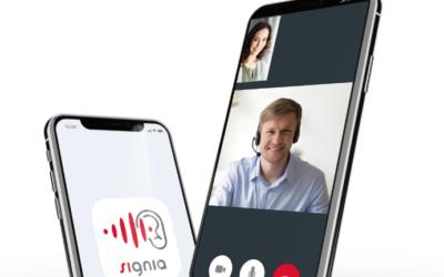 Nieuwe Signia App