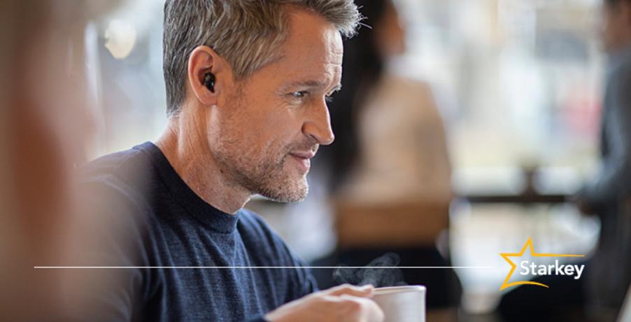 Het eerste oplaadbare in het oor-hoortoestel: Starkey's Livio Edge AI